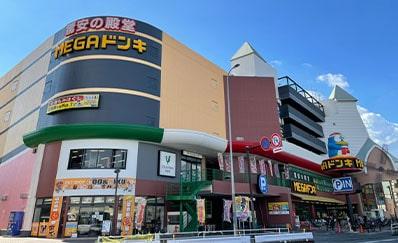 川崎駅からのアクセス